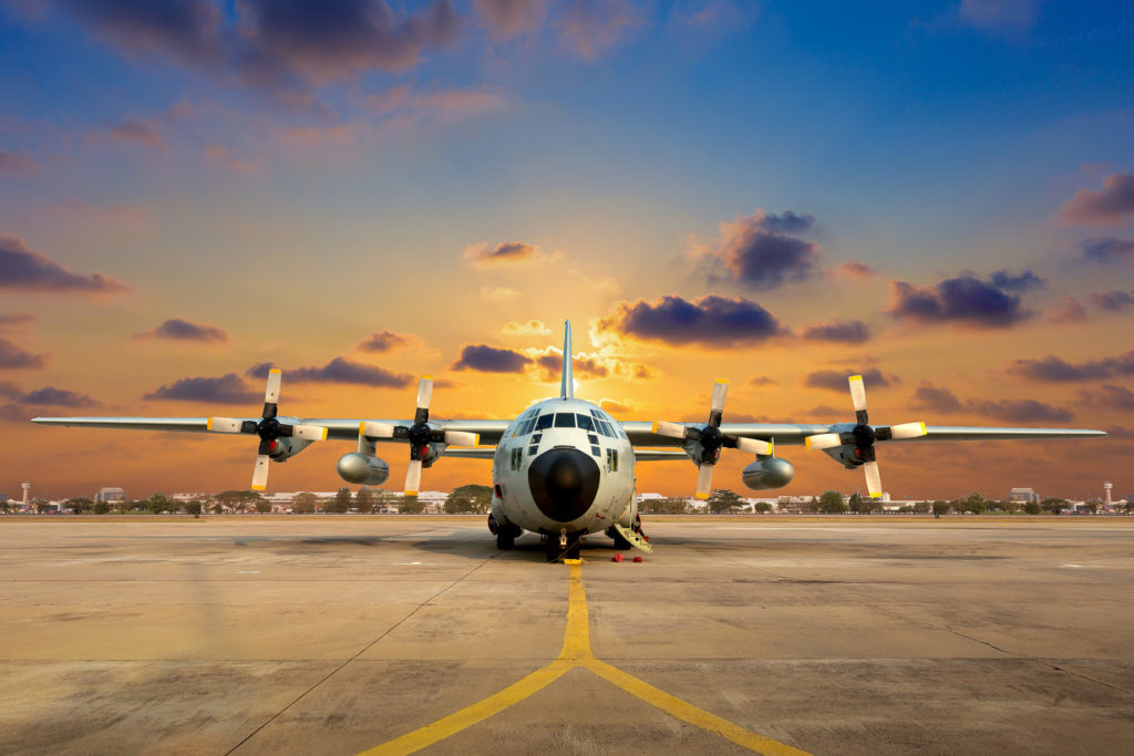 c130 airplane